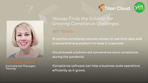 Tank Talk podcast - Environmental compliance software with Yesway