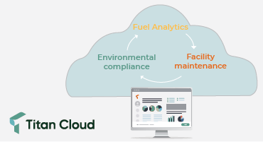 Titan Cloud Convenience Store compliance, facility management, and fuel inventory software